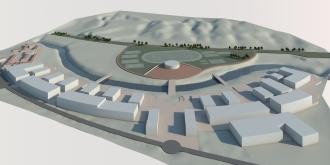 plan masa del Campus de Azogues